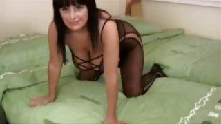 Mamma in lingerie VideePorno